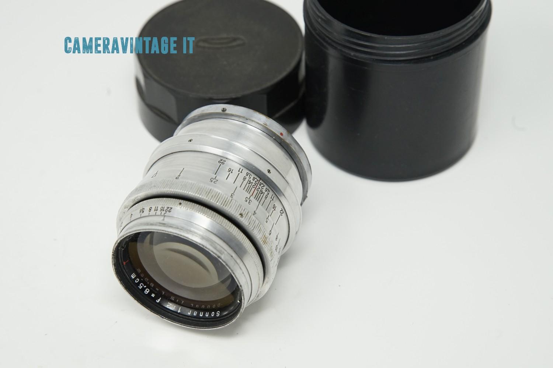 CARL ZEISS JENASONNAR 85mm f/2
