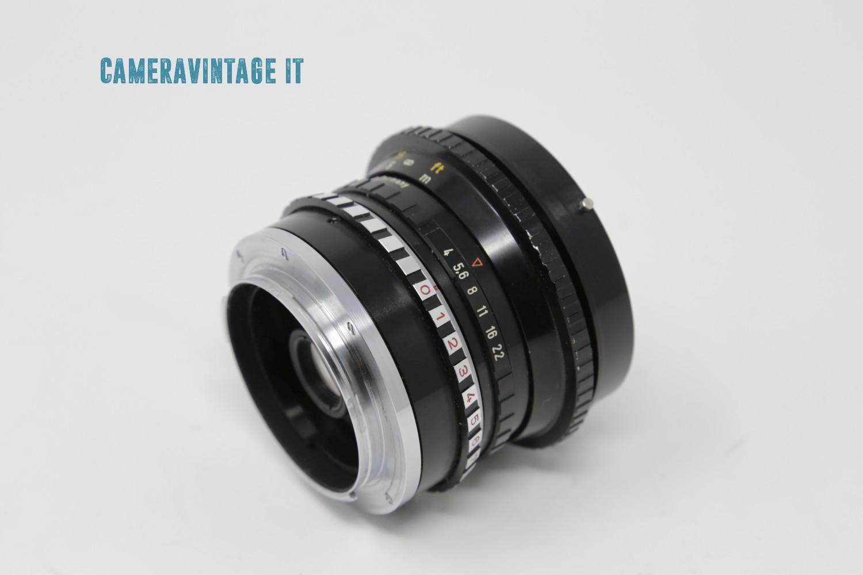 SCHNEIDERPA-CURTAGON 35mm f/1.4 PER LEICAFLEX - DECENTR