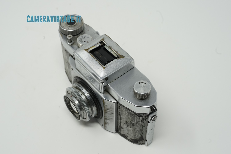 PentconPRACTIFLEXanastigmat victar f/2,9 50mm