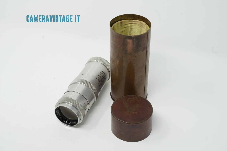 CARL ZEISS JENATRIOTAR f/4 135mm T