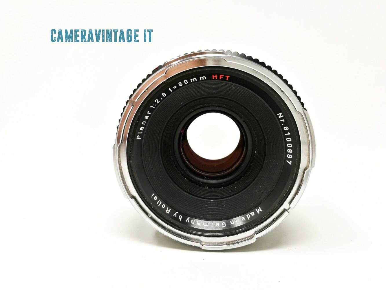 ROLLEIPLANAR f/2,8 80mm HFT
