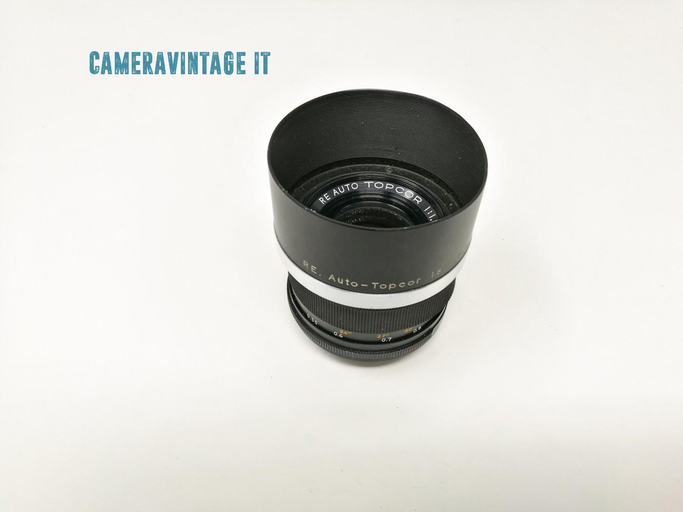 RECTAFLEX50mm f/2,8 SON BERTHIOT PARIS FLOR