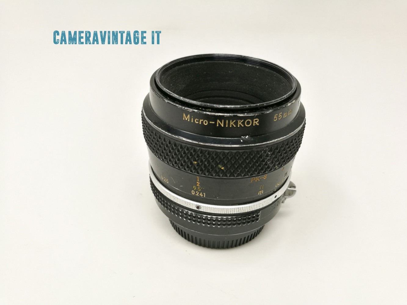 NIKONMICRO-NIKKOR 55mm f/3,5