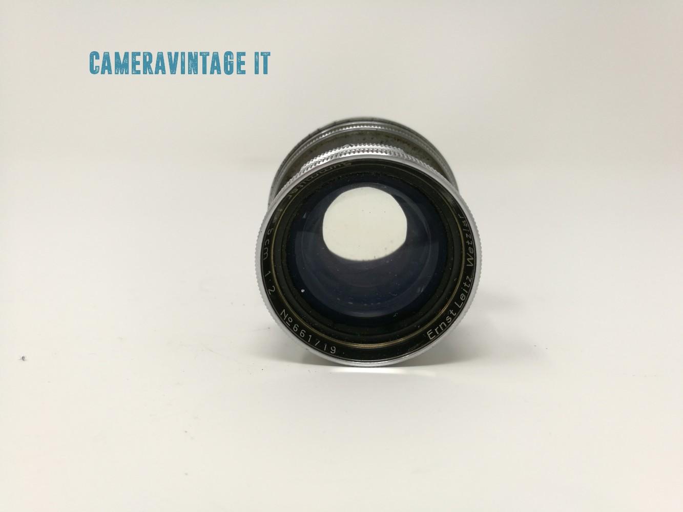 LEITZSUMMITAR 50mm f/2